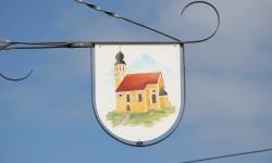 Tafel_Kirche